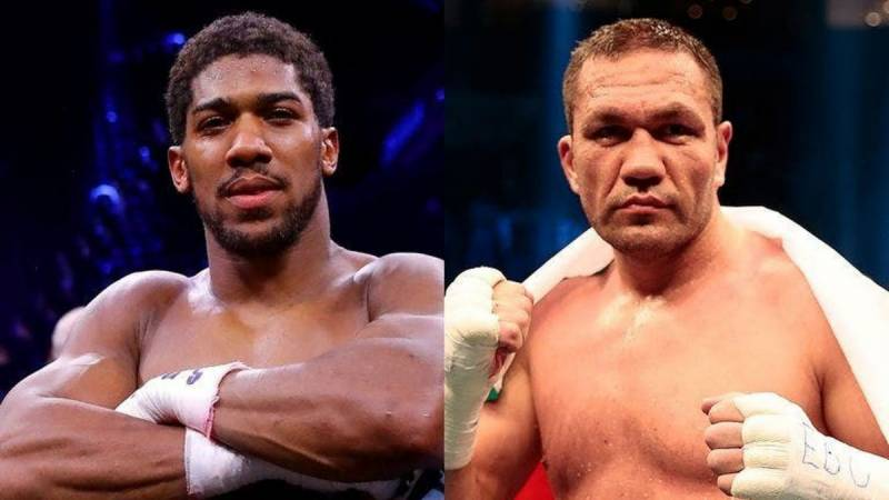 Joshua ready to go to 'final bell' against Pulev