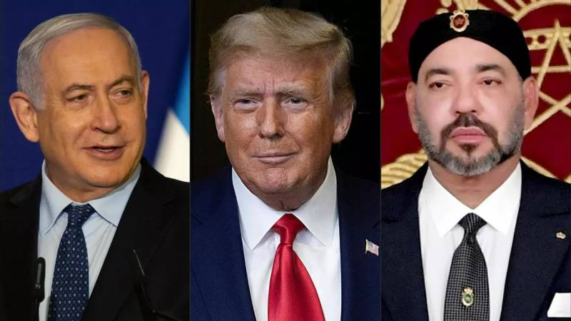 Trump announces Morocco latest Arab state to recognize Israel