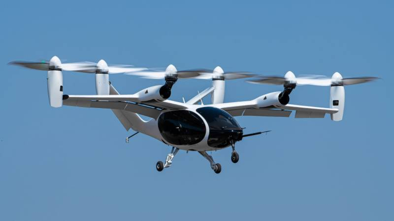 Uber to sell air taxi unit to Joby Aviation