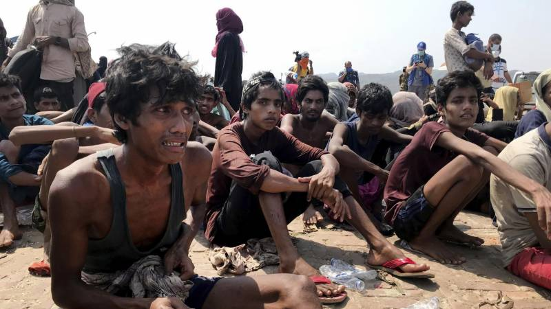 US voices concern on Bangladesh transfer of Rohingya