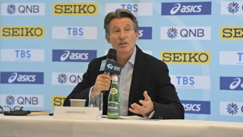 Coe hopes crowds will be able to enjoy Tokyo Olympics