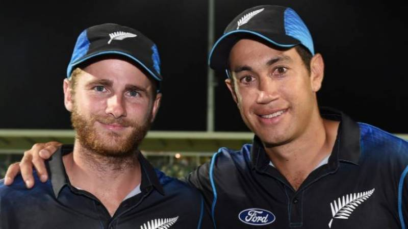 New Zealand drop Taylor, include Williamson for Pakistan T20s