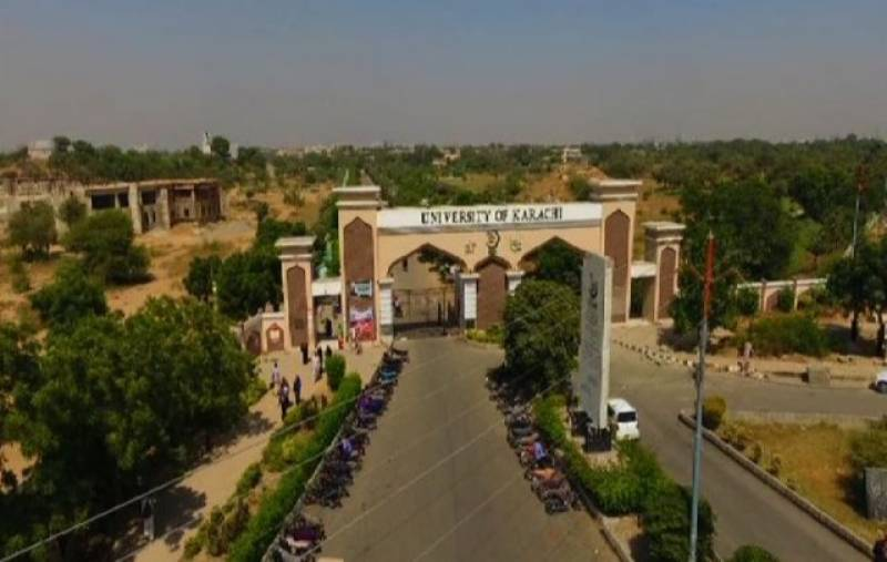 Department head accused of harassment at Karachi University