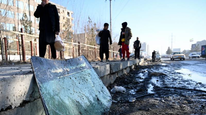One civilian killed in Kabul rocket attack