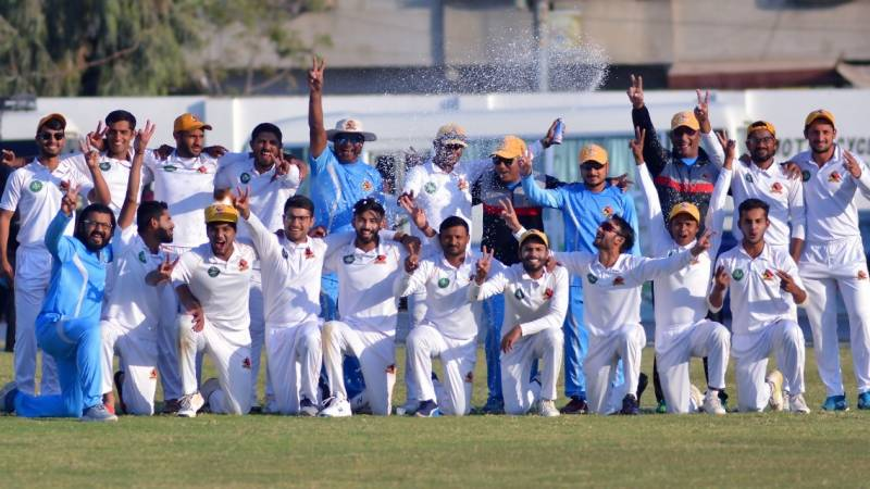 Sindh win Quaid-e-Azam Trophy for Second XIs