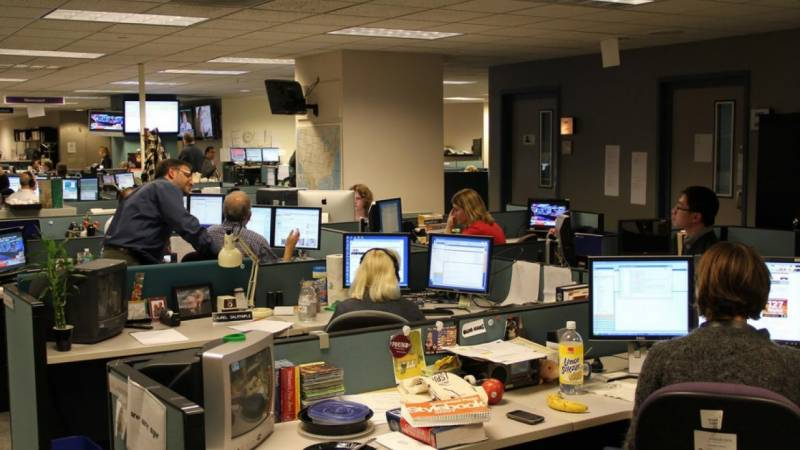 Ailing newspapers abandon newsrooms as pandemic deepens woes