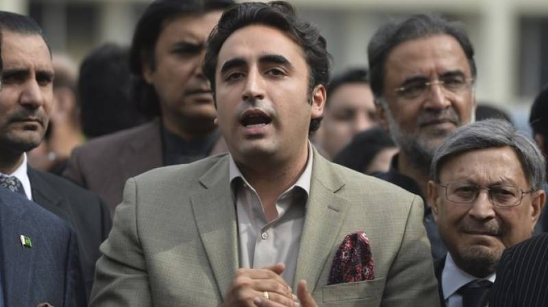 Route for Bilawal's movement in Lahore notified