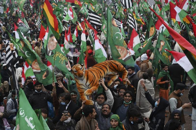 PML-N getting ready for more protests, rallies in Punjab