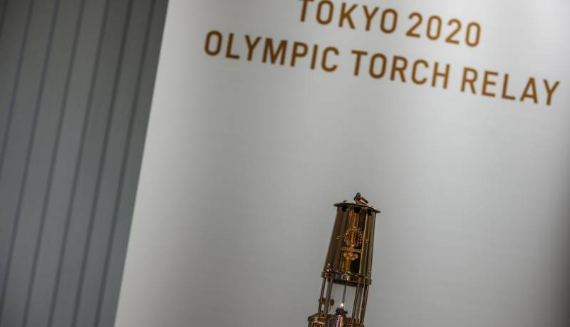 Tokyo 2020 unveils plan for socially distanced Olympic torch relay