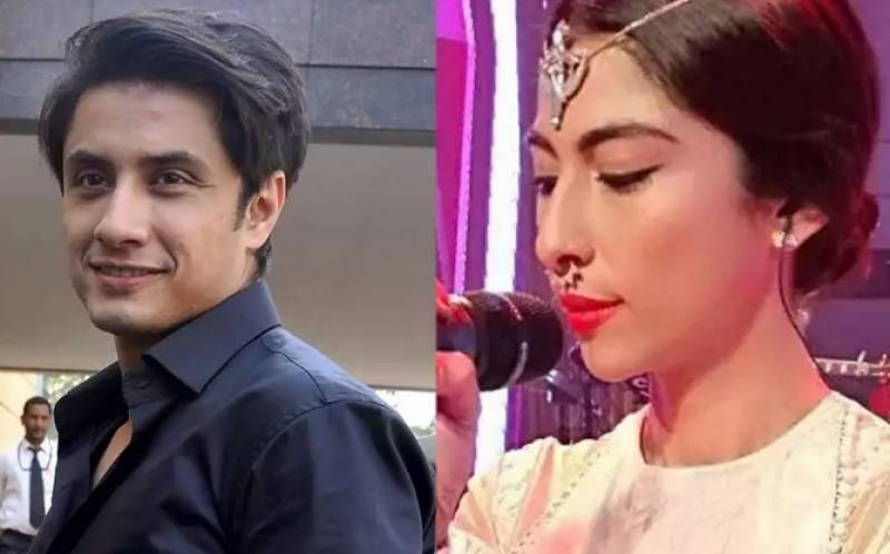 FIA declares Meesha Shafi, others guilty of online campaign against Ali Zafar