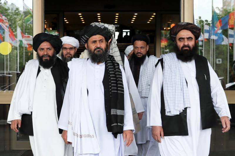 Taliban delegation led by Mullah Baradar arrives in Pakistan
