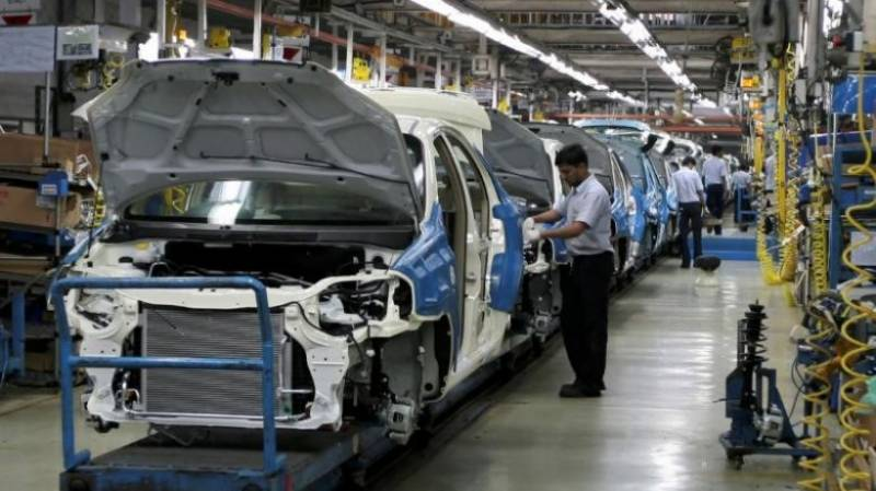 Production of automobiles plunges further in Pakistan