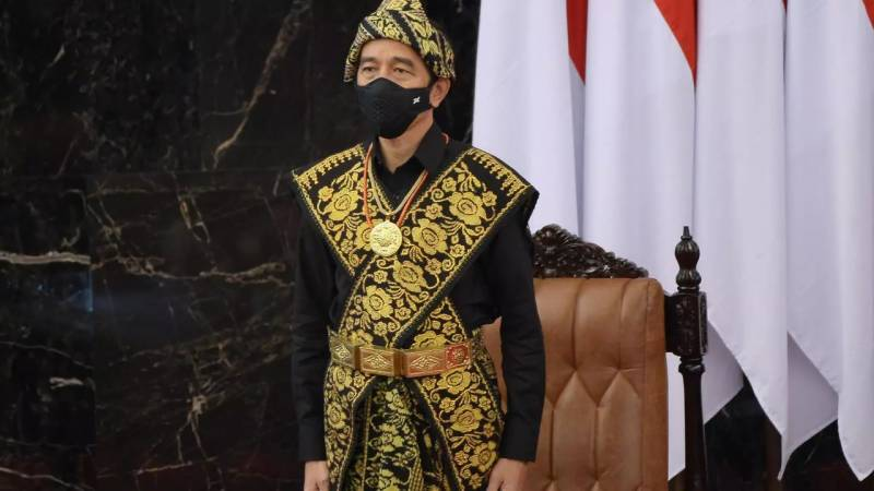 Indonesia's president to receive country's first Covid-19 vaccine shot