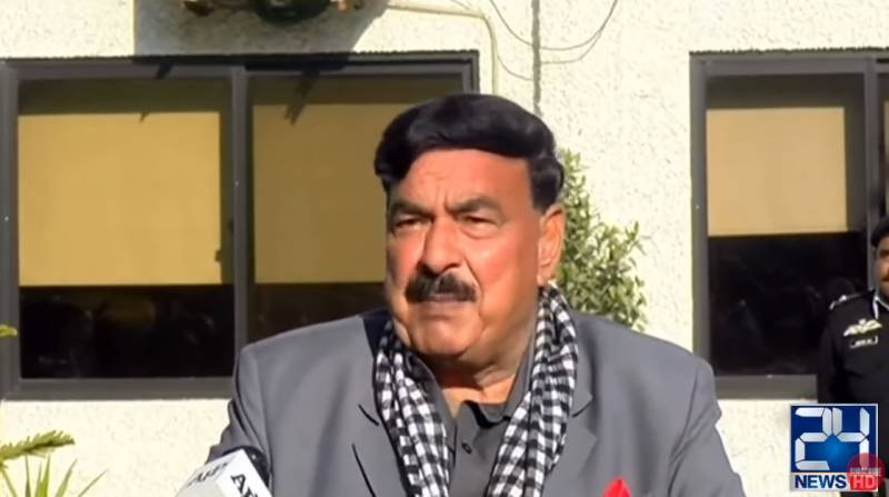 Sh Rasheed invites opposition for talks