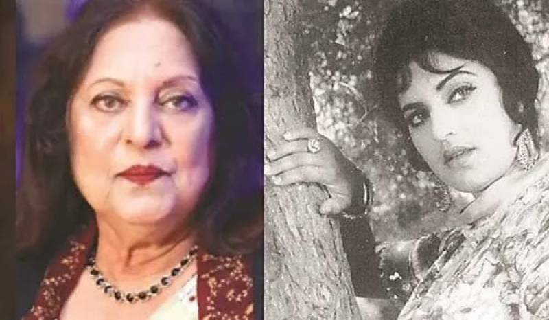 Veteran actress Firdous Begum breathes her last