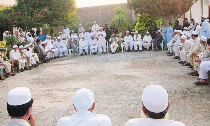 Woman challenges jirga which gave her daughter as wani