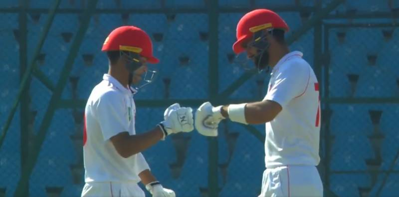Mubasir, Hammad hit tons to help Northern draw against Sindh