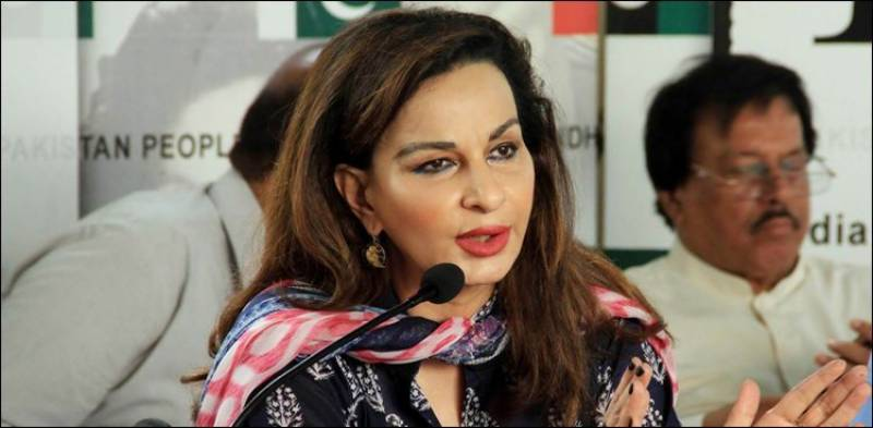 Opposition rejected early Senate elections: Sherry Rehman