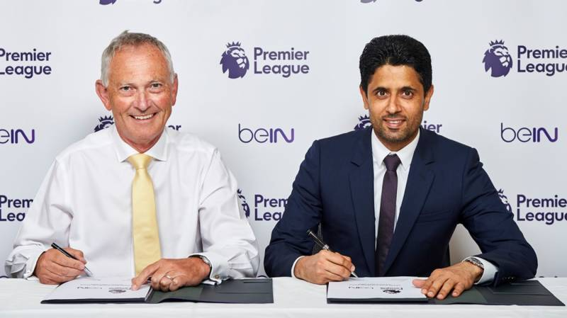 Premier League secures Mideast rights deal with BeIN Sports