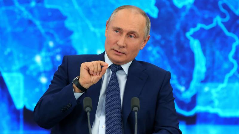 Putin boasts Russia weathered pandemic better than West