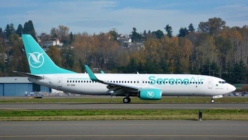 Pakistan allows another airline to operate international flights