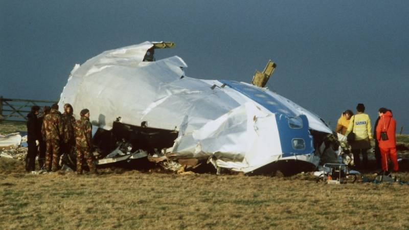US to unseal charges against Lockerbie bombing suspect: media