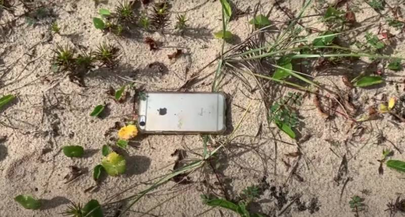 Watch: Man's iPhone 6s survives 2000 feet fall from plane