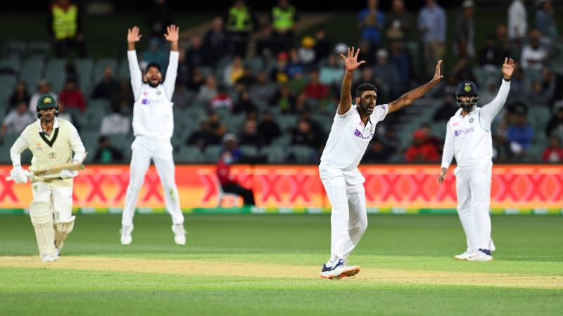 Ashwin takes four with Australia out for 191, trailing India by 53