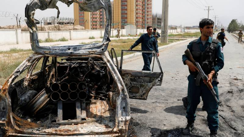 Afghan blast death toll rises to 15, all children: officials