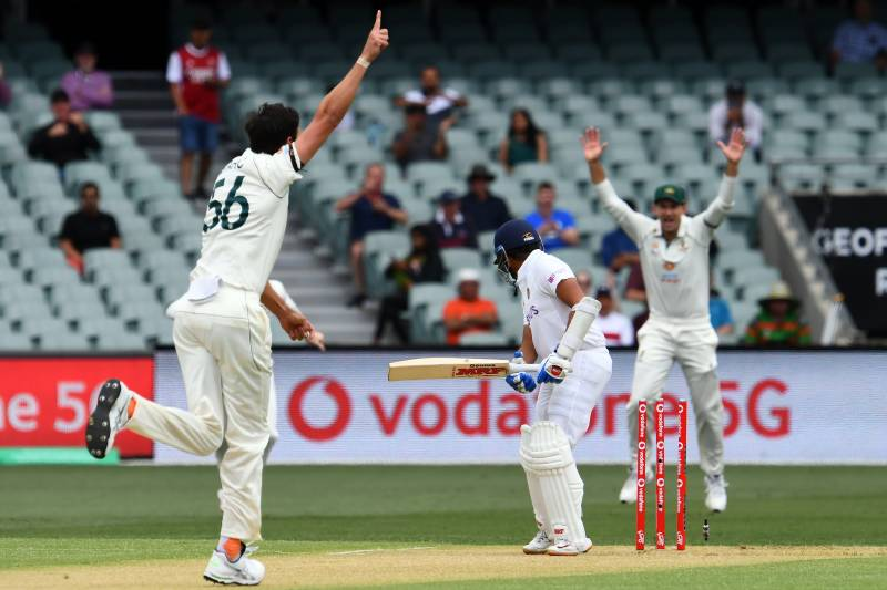 Australia skittle India out for 244 early on day two