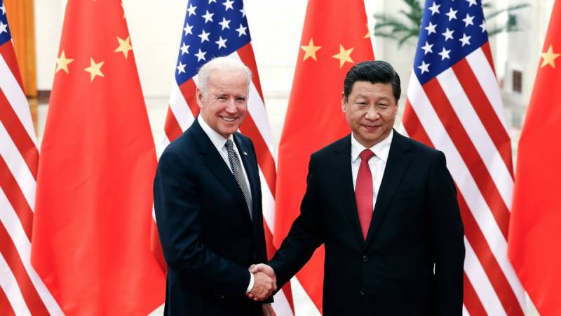 China offers to work with Biden, warns of new 'McCarthyism'