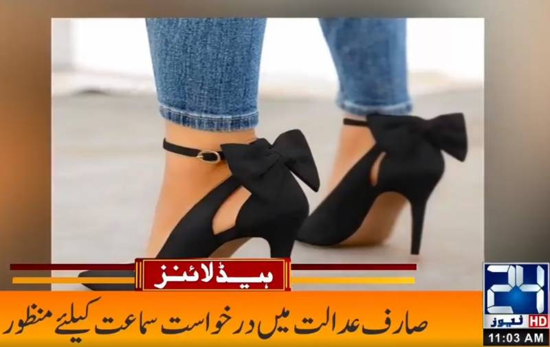 Never sell faulty shoe to my wife: Karachi man takes shopkeeper to court