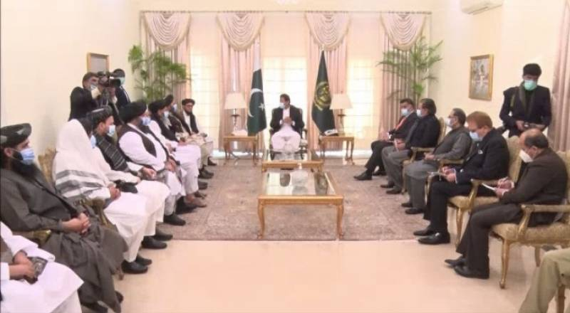 Intra-Afghan dialogue historic opportunity to achieve peace: PM