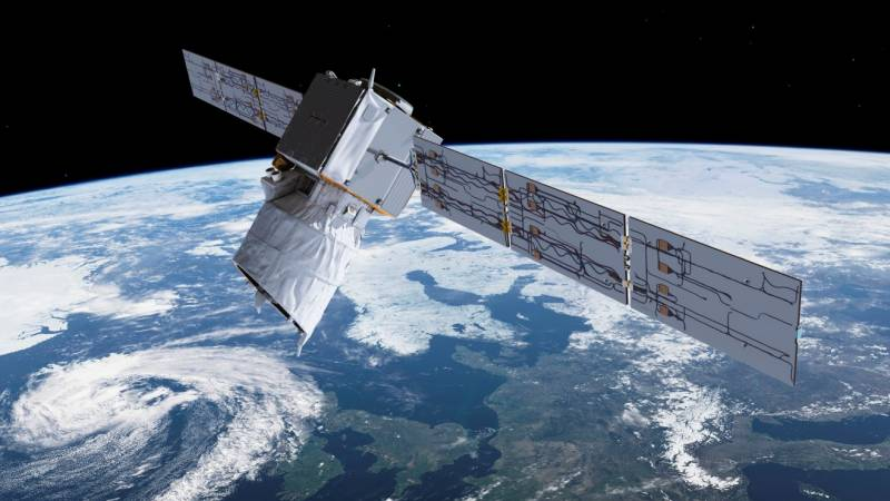 Russia launches UK telecom satellites into space