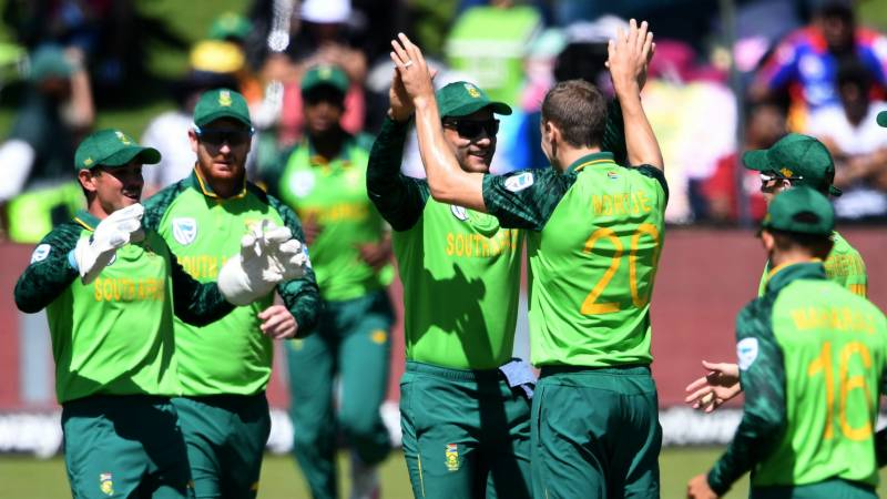 Three added to South African Test squad