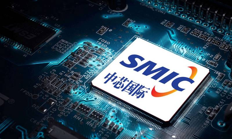 US blacklists Chinese chip giant SMIC