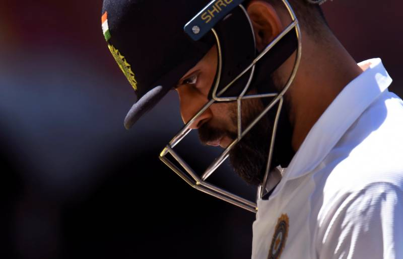 Australia 'insults' India in first cricket Test