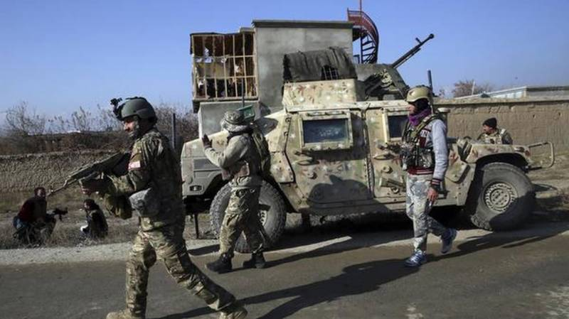 Five rockets fired at US air base in Afghanistan