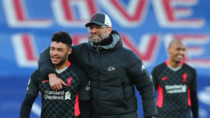 'Ruthless' Liverpool set record by hitting Crystal Palace for seven