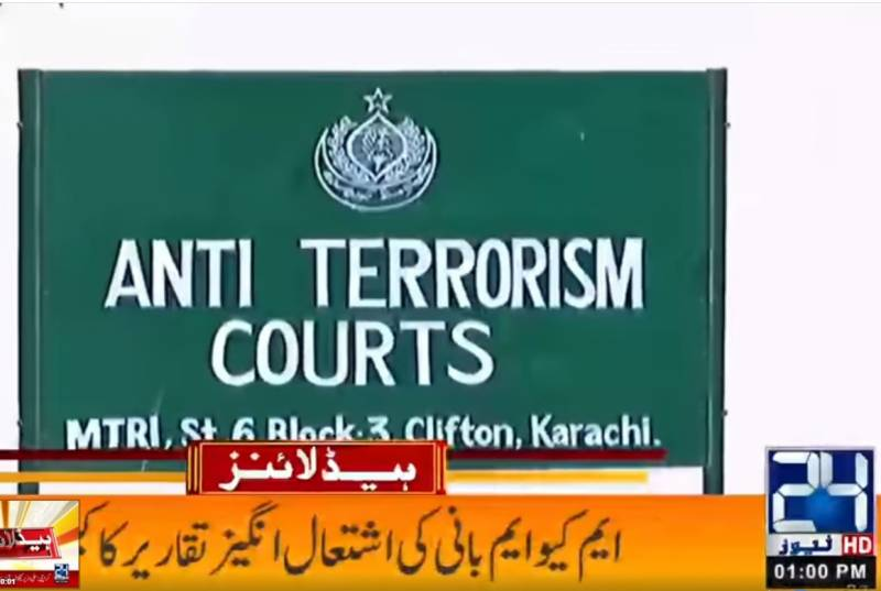 Top MQM leaders indicted in hate speech case