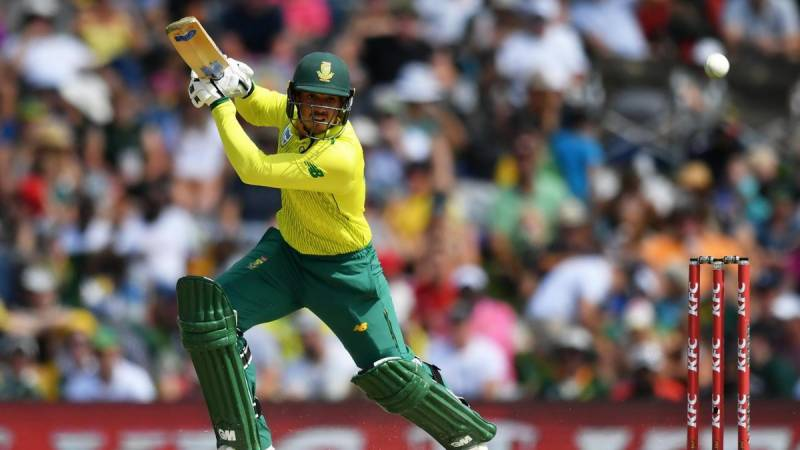 De Kock wants to safeguard future cricket tours to S.Africa