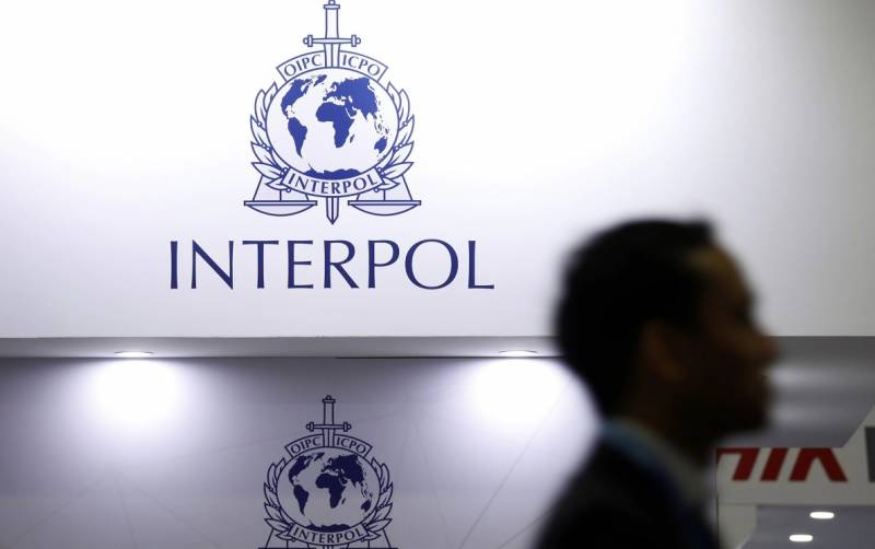 Interpol expects 'dramatic' jump in crime over vaccine shipments