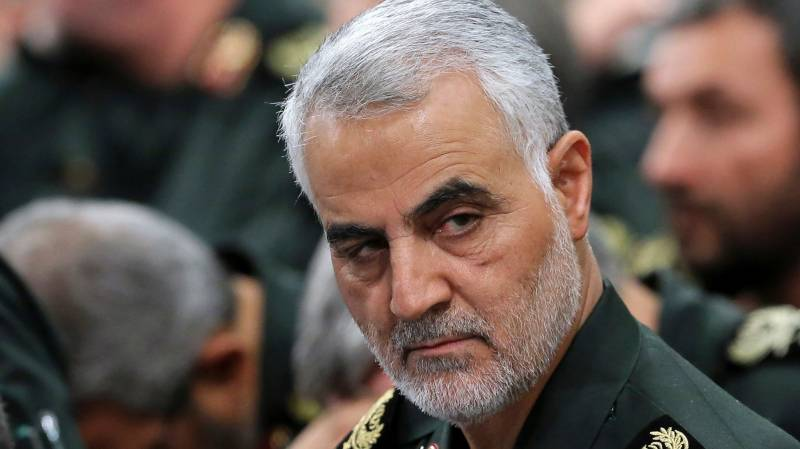US says will 'react' if Iran seeks to avenge Soleimani killing