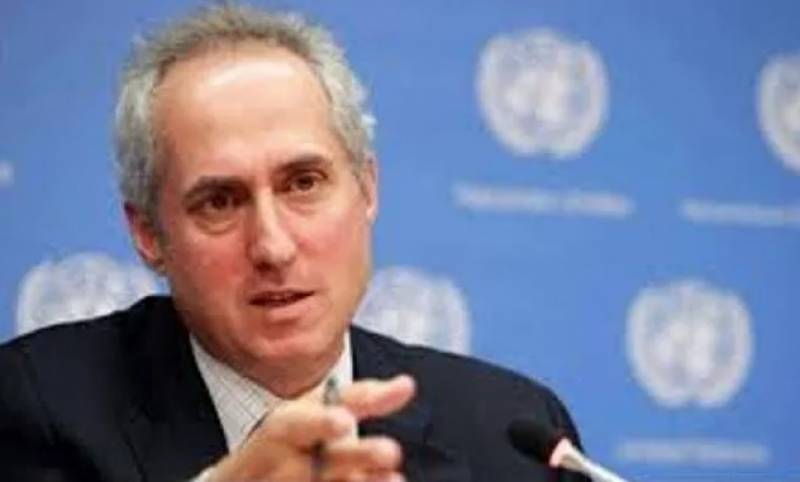 Probe into targeting of UN vehicles by India at LoC continues: UN