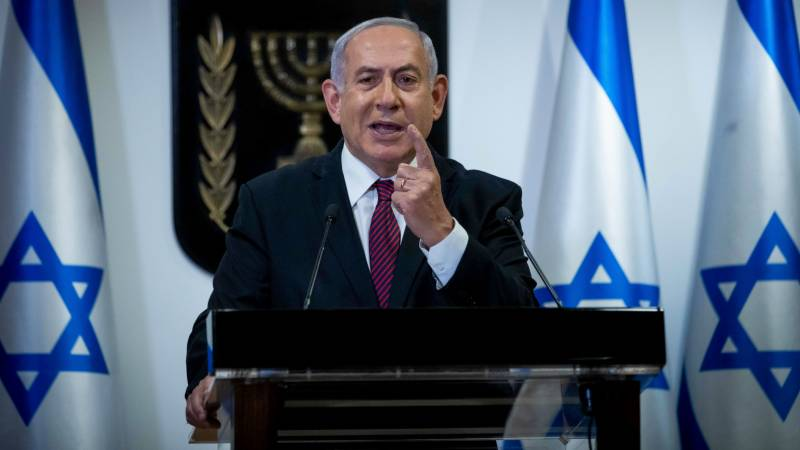 Israel parliament dissolves, sparking fourth election in two years