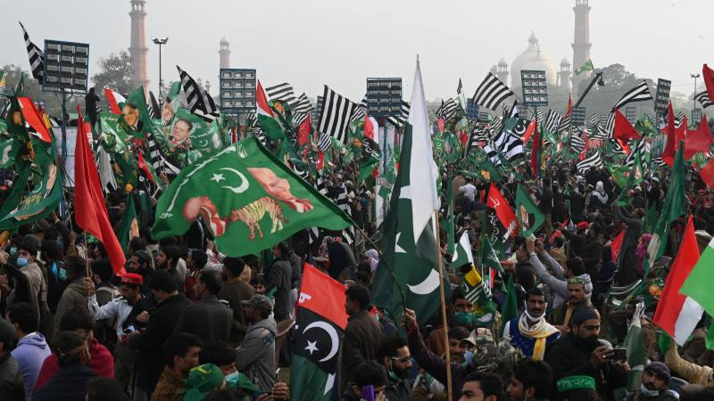 Mardan gets ready for PDM's first protest rally