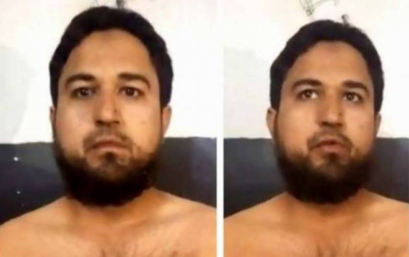 Karachi man goes naked in public, says he was born free