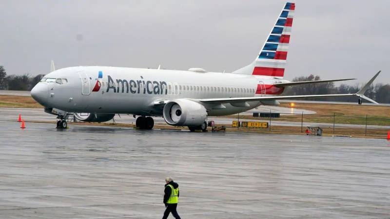 Boeing 737 MAX to return to US skies with American flight