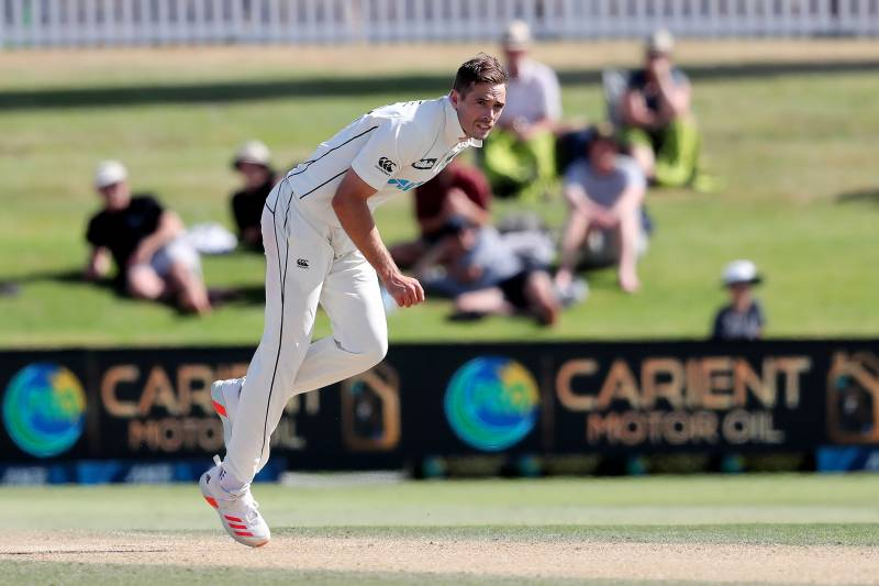 New Zealand's Southee joins elite 300 club