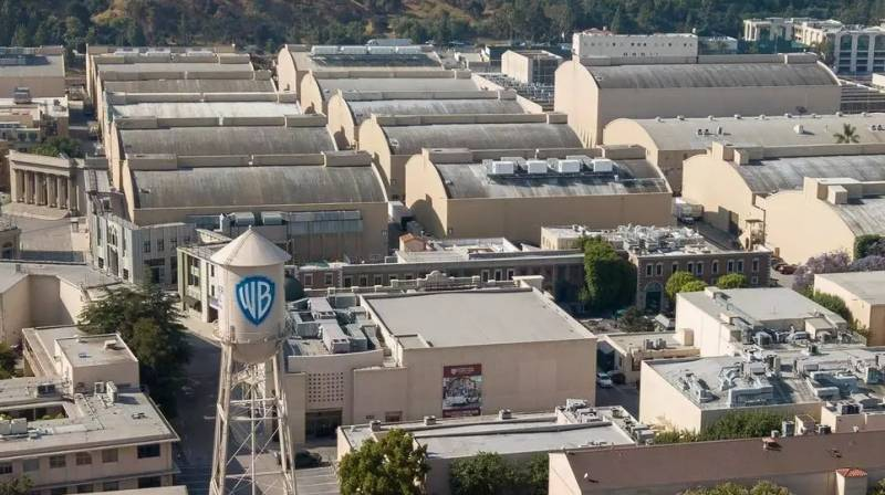 Hollywood productions shut down again as LA Covid cases soar